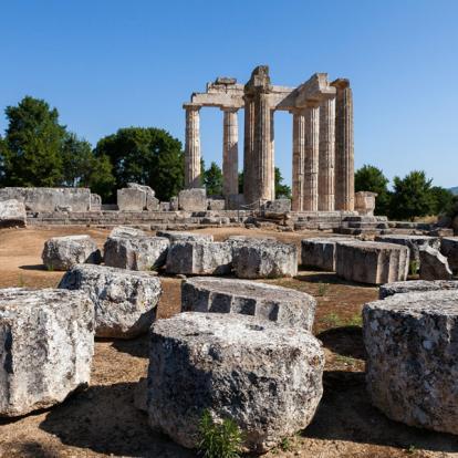 Voyage en Grèce : Vacances Actives dans le Péloponnèse