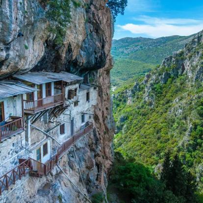 Voyage en Grèce : Visite Archéologique dans le Sud de la Grèce