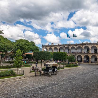 Circuit au Guatemala : Aventure Maya à cheval