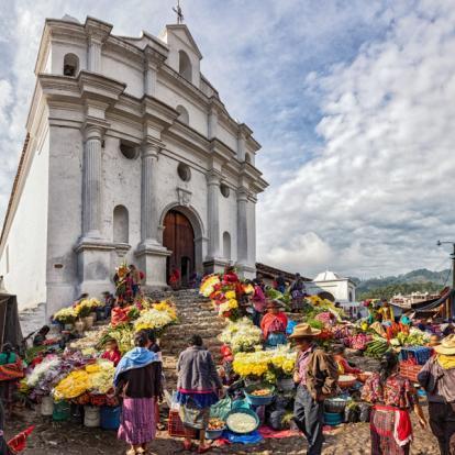 Circuit au Guatemala : Le Guatemala chez l'Habitant