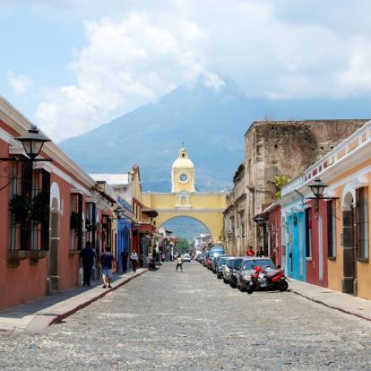 Voyage au Guatemala - Des Perles du Guatemala à l'Azur de la Côte du Belize