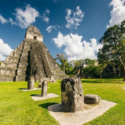 Circuit au Guatemala - Des Perles du Guatemala à l'Azur de la Côte du Belize