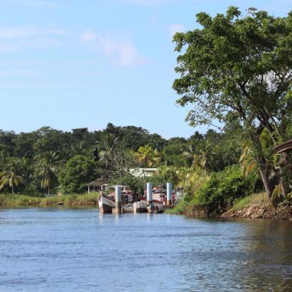 Circuit en Guyane : Séjour « T'Air de Nature »