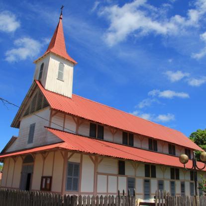 Circuit en Guyane : Séjour « T'Air de Rencontre »