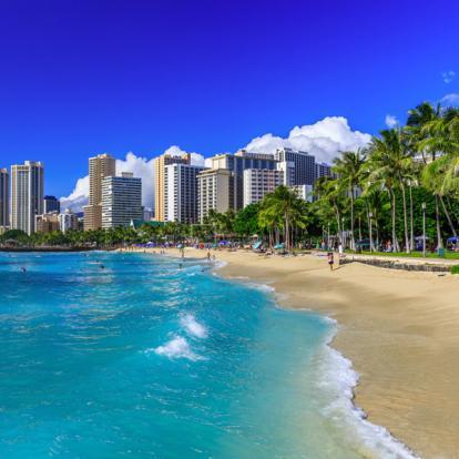Voyage à Hawaï - De Oahu à Maui, Hawaï en liberté
