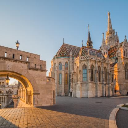 Voyage en Hongrie : Séjour à Budapest