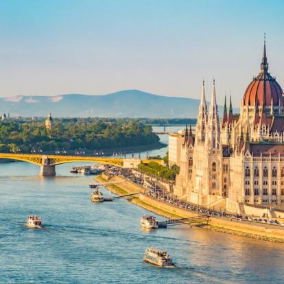 Voyage en Hongrie - Séjour à Budapest
