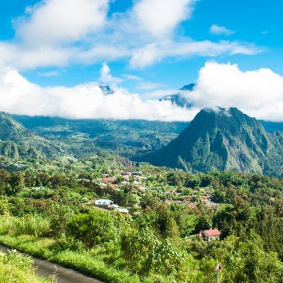 Séjour à La Réunion: La Réunion en version... Détente