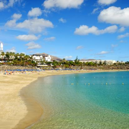 Circuit aux Iles Canaries : Aventure VTT à Lanzarote