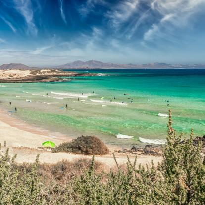 Circuit aux Iles Canaries : Combiné Lanzarote - Fuerteventura