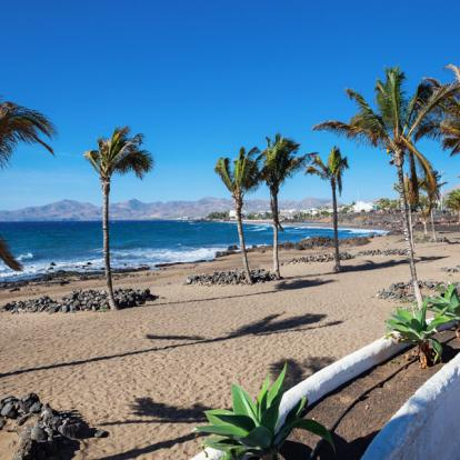 Circuit aux Iles Canaries - Combiné Lanzarote - Fuerteventura