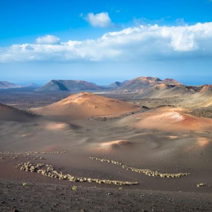 Circuit aux Iles Canaries : Séjour Actif sur Lanzarote