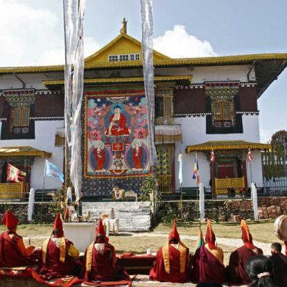 Circuit en Inde et au Bhoutan: Des Plantations de Thé à la Terre du Dragon