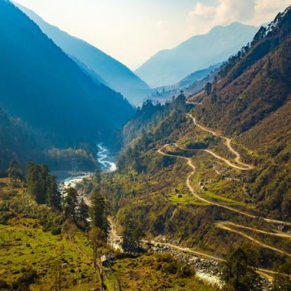 Voyage en Inde : L'Himalaya Indien