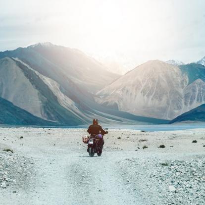 Circuit en Inde : Le Ladakh en Moto