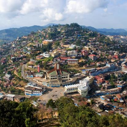 Circuit en Inde : Le Parc National De Kaziranga et Les Tribus Naga