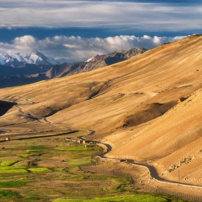 Circuit en Inde : Rupshu Kharnak Trek