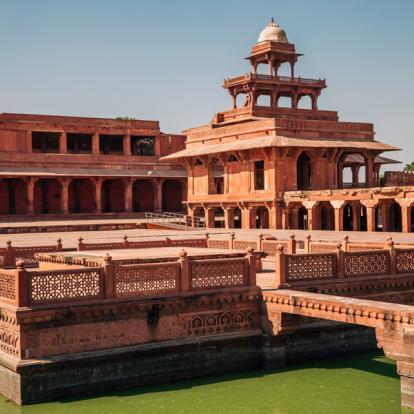 Voyage en Inde : Songes de Maharajas
