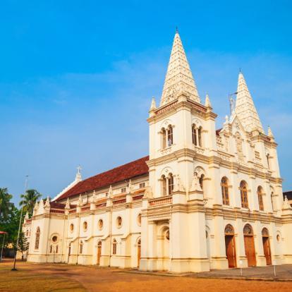 Circuit en Inde : Du Tamil Nadu au Kerala