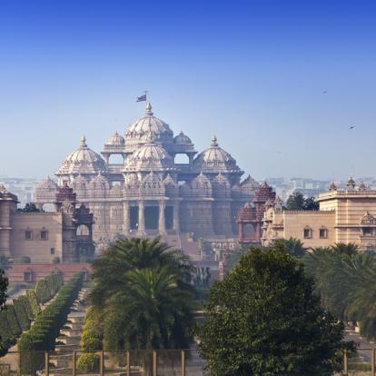 Voyage en Inde : Villes Impériales du Rajasthan