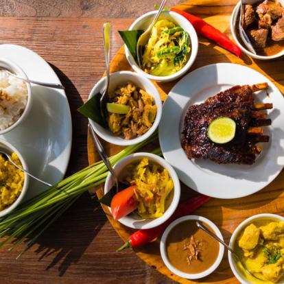 Circuit en Indonésie : Bali, l'ile aux mille saveurs