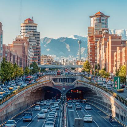 Circuit en Iran: Au Coeur de l'Iran
