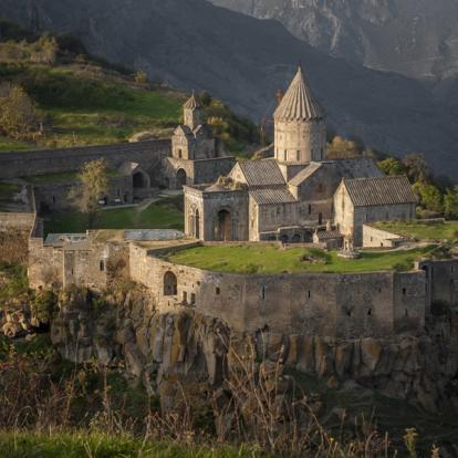 Circuit en Iran: De la Perse Antique vers le Caucase Pittoresque