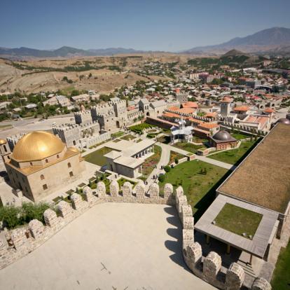 Voyage en Iran: De la Perse Antique vers le Caucase Pittoresque