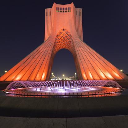 Voyage en Iran: Entre Désert et Montagnes