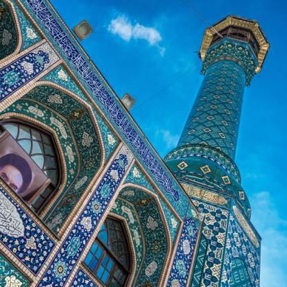 Circuit en Iran: Entre Désert et Montagnes