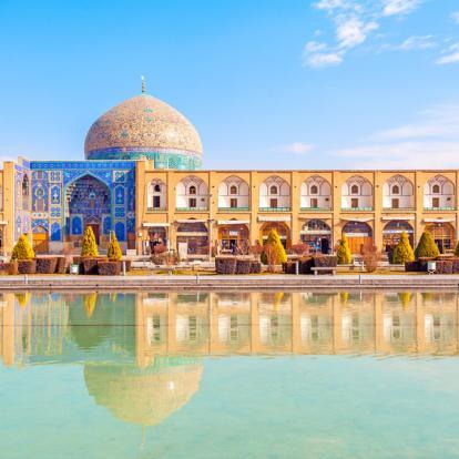 Circuit en Iran: 4000 Ans d'Histoire