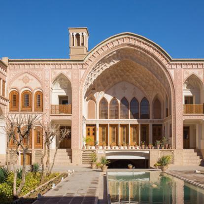 Voyage en Iran: La Vie de Désert en Iran