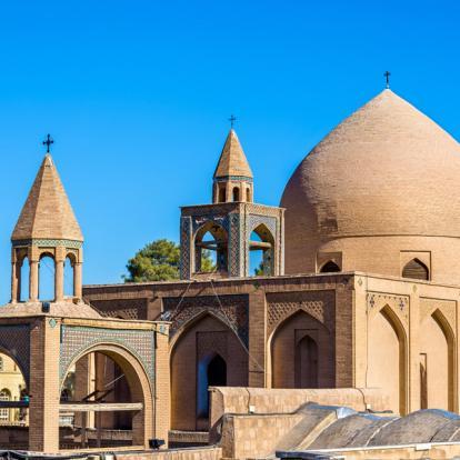 Circuit en Iran: La Vie de Désert en Iran