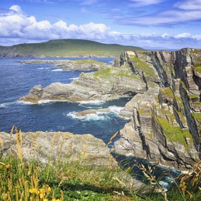 Circuit en Irlande : Balade Irlandaise, du Connemara au Comté de Kerry