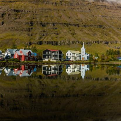 Circuit en Islande : Découverte Nord Est et Trek Montagnes des Elfes