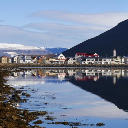 Voyage en Islande : Kayak dans les Fjords du Nord Ouest