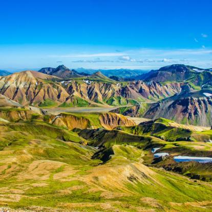 Circuit en Islande : Trek aux Portes de l'Enfer