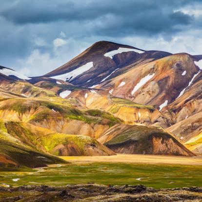 Circuit en Islande : Voyage dans la région de Landmannalaugar