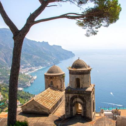 Circuit en Italie : Autotour de Naples à Capri