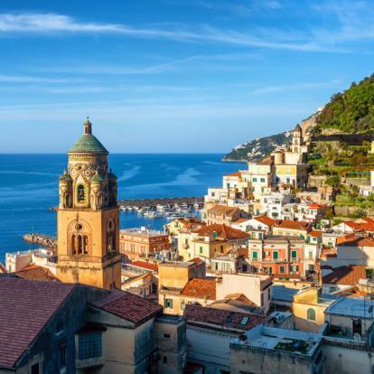 Voyage en Italie : Autotour de Naples à Capri