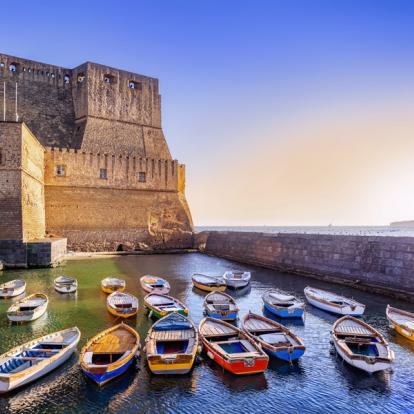 Circuit en Italie : La Baie de Naples et la Côte Amalfitaine