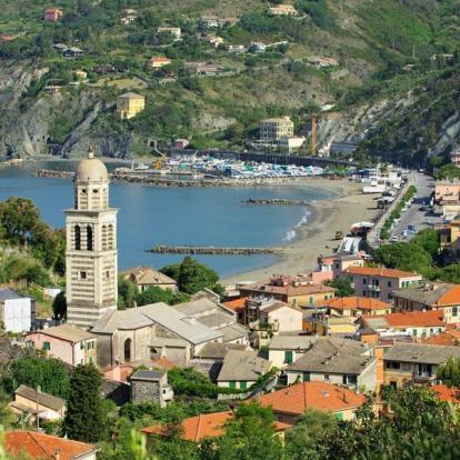 Voyage en Italie : Les Cinque Terre, l'île de Palmaria et Portofino
