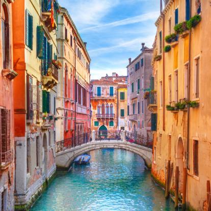 Circuit en Italie : Rome, Florence, Venise… et les Autres