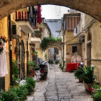 Circuit en Italie : Les Pouilles et la Basilicate