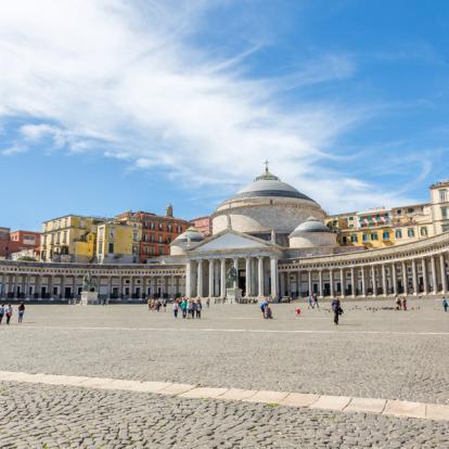 Circuit en Italie : Les Secrets de la Baie de Naples