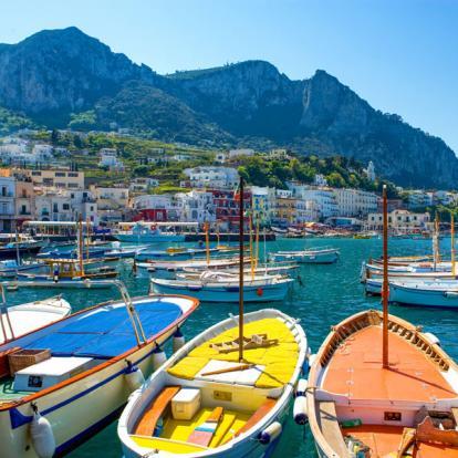 Voyage en Italie : Les Secrets de la Baie de Naples