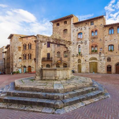 Voyage en Italie : La Toscane, Villes d'Art et d'Histoire