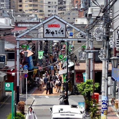 Visite de Tokyo : De Hibiya à Akihabara