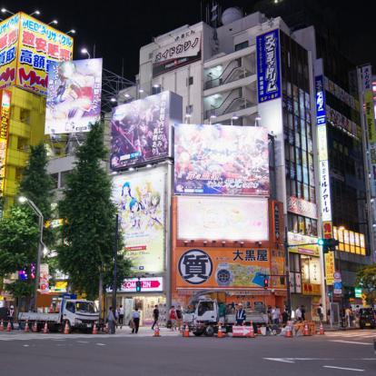 Séjour au Japon : Découverte de Tokyo et Kyoto