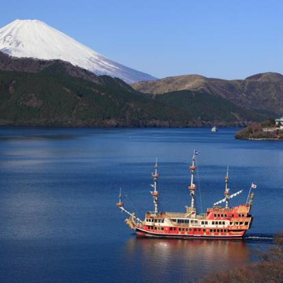 Circuit au Japon : Le Temps des Cerisiers